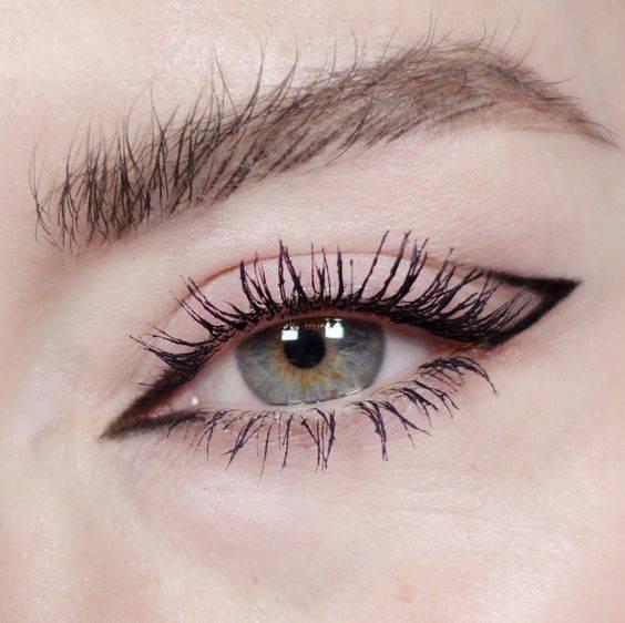 ojos más grandes