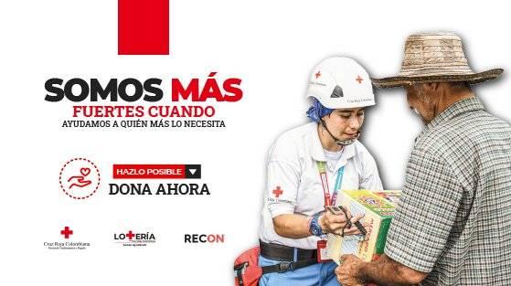 Campaña Cruz Roja