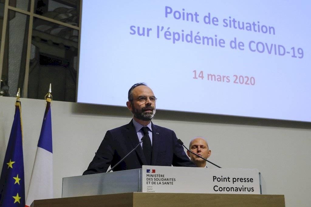 Jérôme Salomon, director general a cargo de Salud en Francia