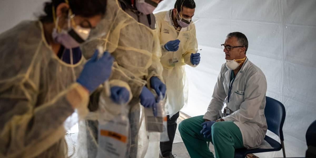 Nueva York supera los 25.000 casos de coronavirus y avanza como tren bala
