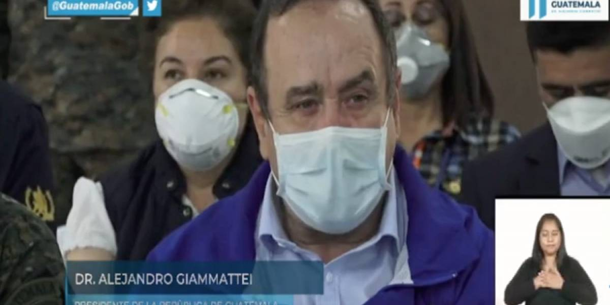 VIDEO. Inauguran hospital del Parque de la Industria; albergará a los primeros 18 pacientes
