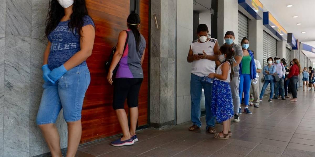 Rangos etarios de fallecidos por coronavirus en Ecuador
