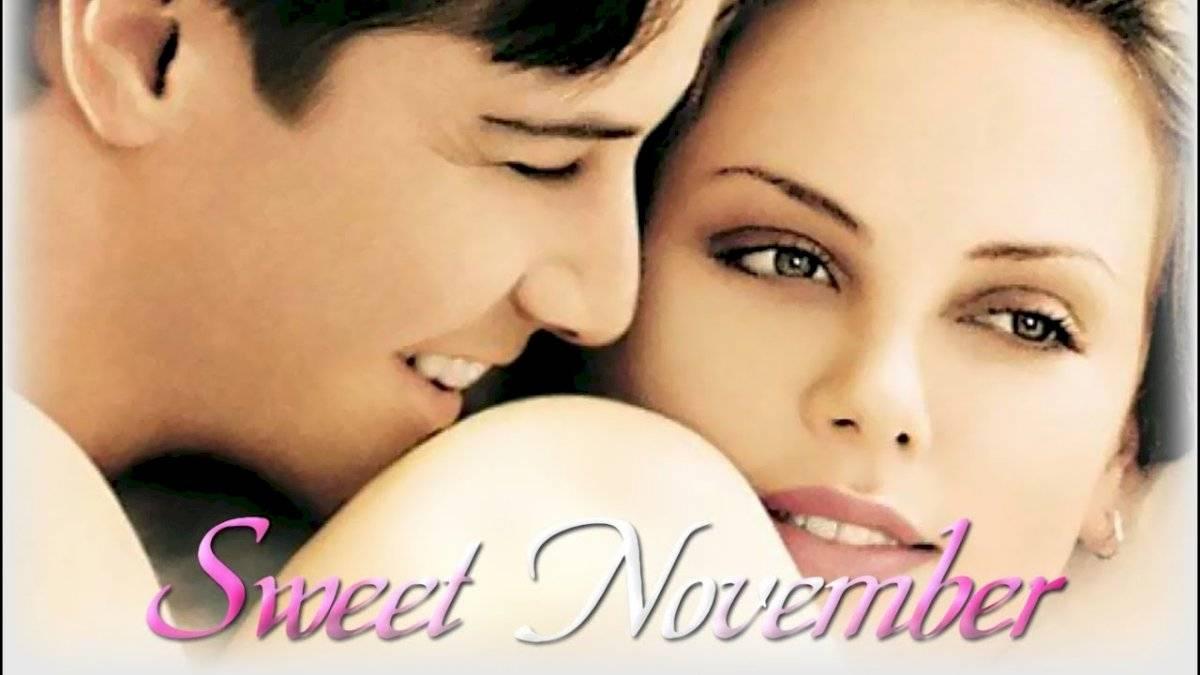 Noviembre dulce es una producción hecha para llorar de amor