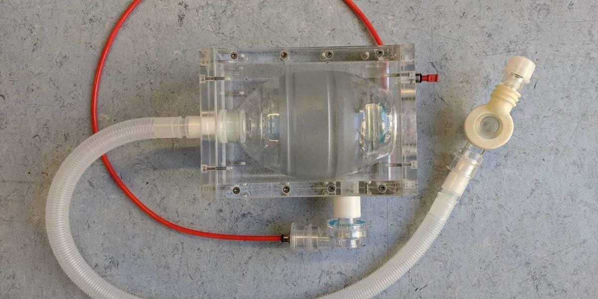 Oxvent, el ventilador de bajo costo que ayudará en la crisis del COVID-19