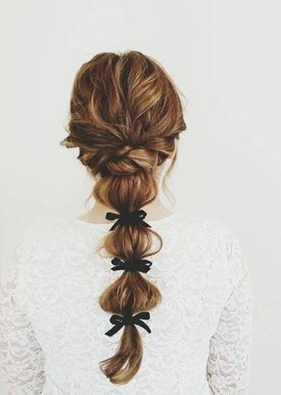 Peinados para cabello abundante