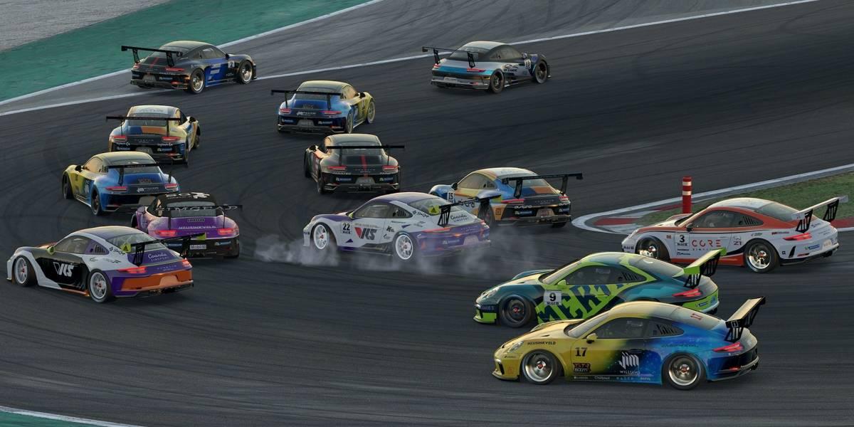 Porsche Esports Supercup anuncia a su patrocinador oficial