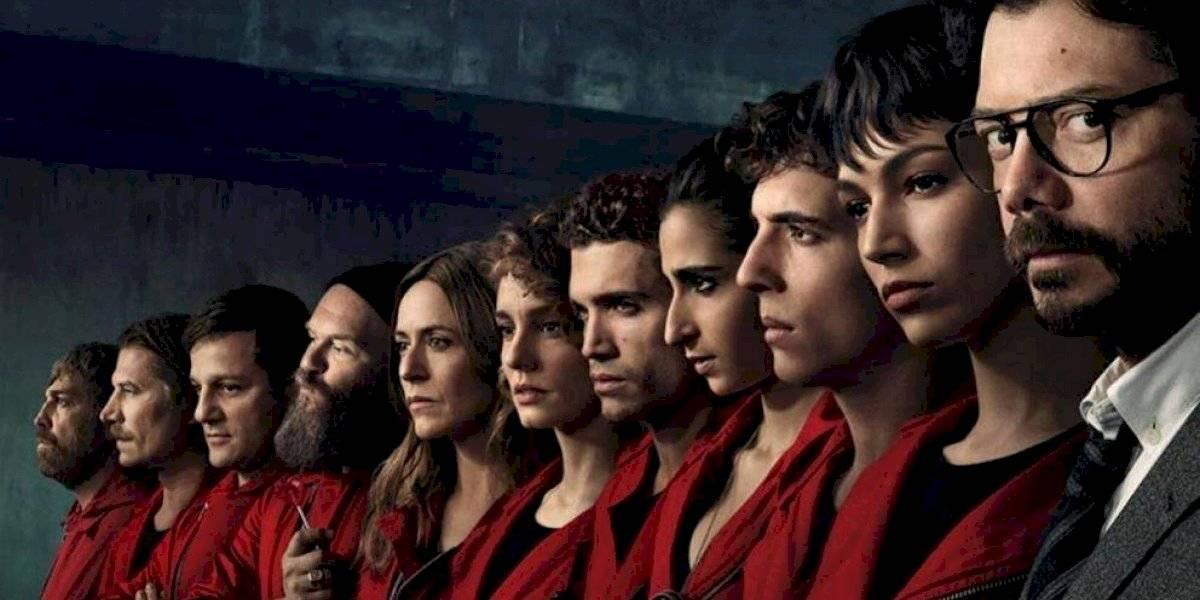 La Casa De Papel 5: Vaza suposto mês em que acontecerá a estreia da nova temporada na Netflix