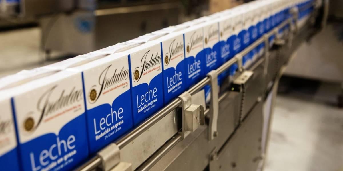 Industria Lechera asegura hay suficiente abasto de productos