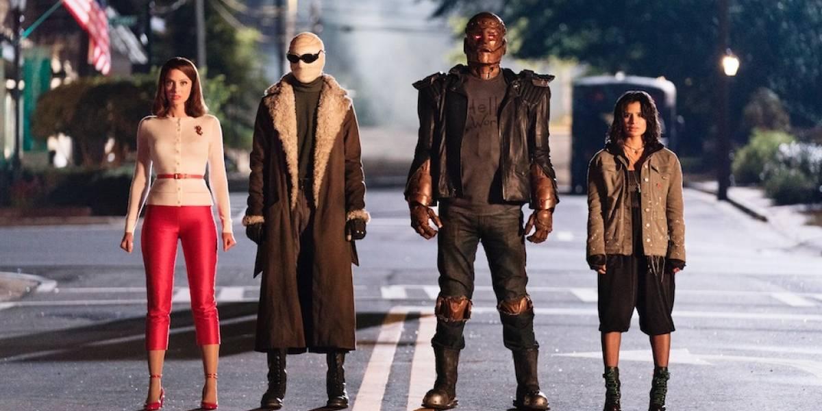 'Doom Patrol': cómo ser un superhéroe por accidente