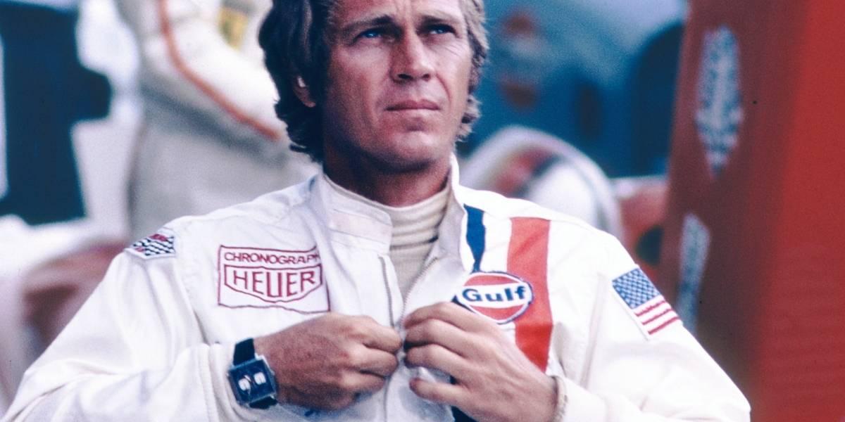 Steve McQueen 90 años del actor, el piloto y la leyenda...