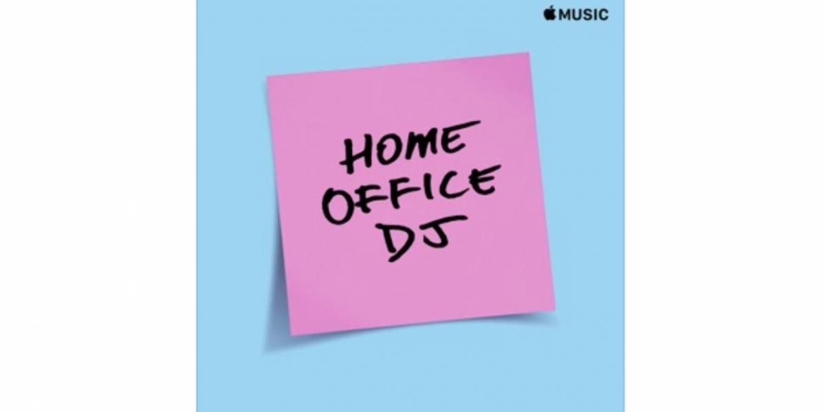 Coronavirus: Apple usa Inteligencia Artificial y lanza DJ Home Office en Apple Music