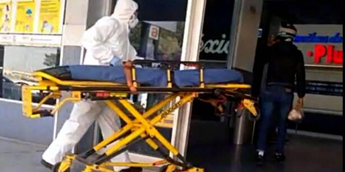 Caso sospechoso de Covid-19 en la central de autobuses de Guadalajara causa alarma