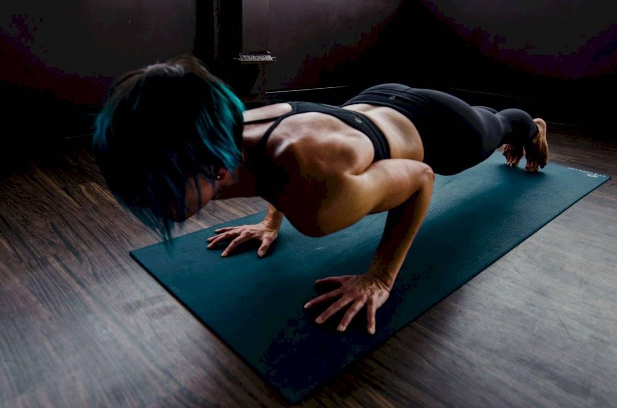 Fitness en cuarentena