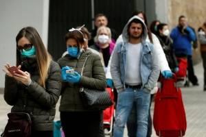 España supera a China en fallecidos por coronavirus al alcanzar 3.434 muertes