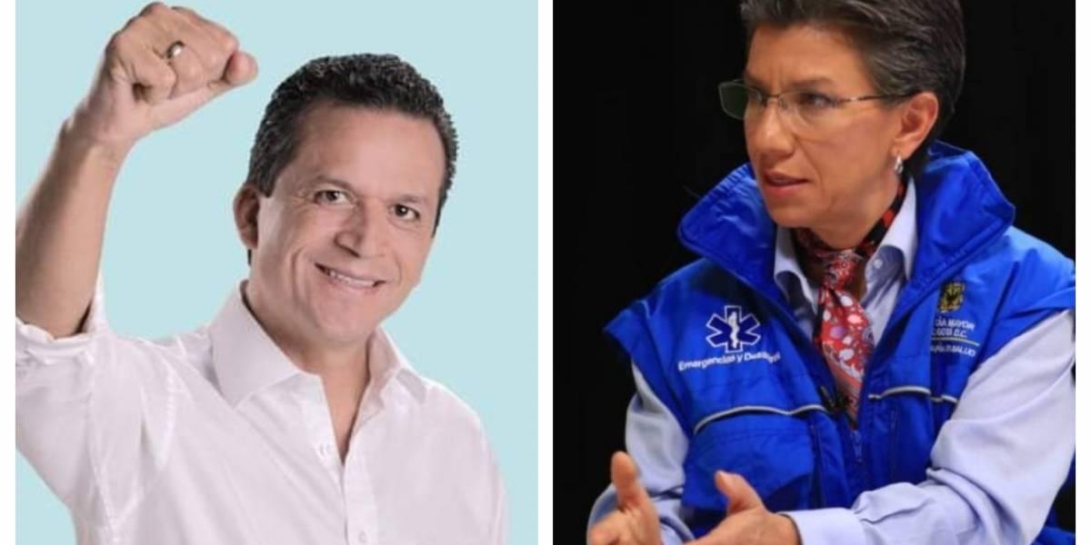 El vainazo del alcalde de Soacha a medidas de Claudia López para combatir el Covid-19