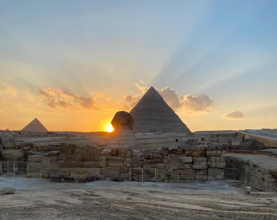 Egipto Equinoccio