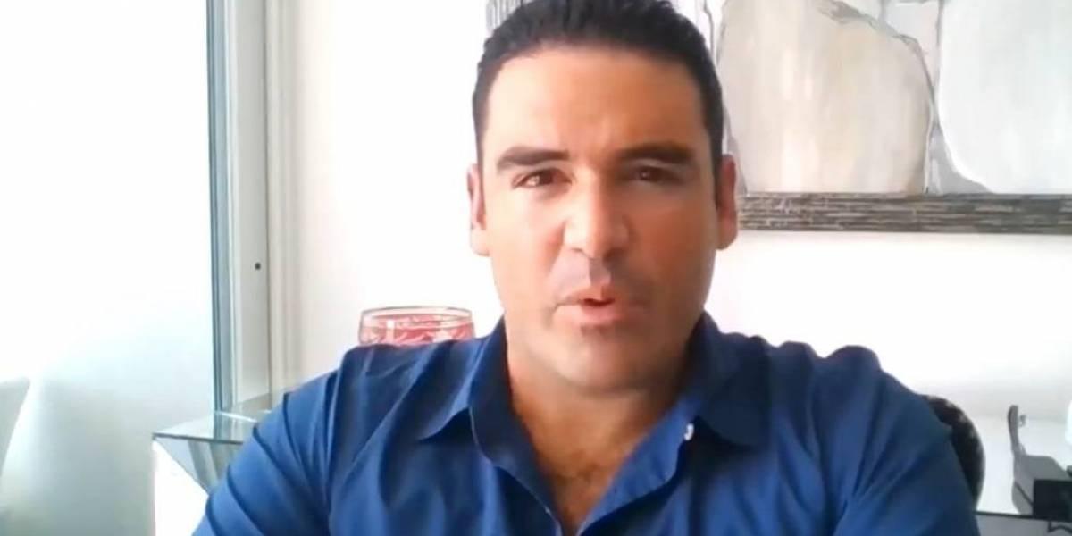 Alcalde de Samborondón, Juan José Yúnez, dio positivo para covid-19