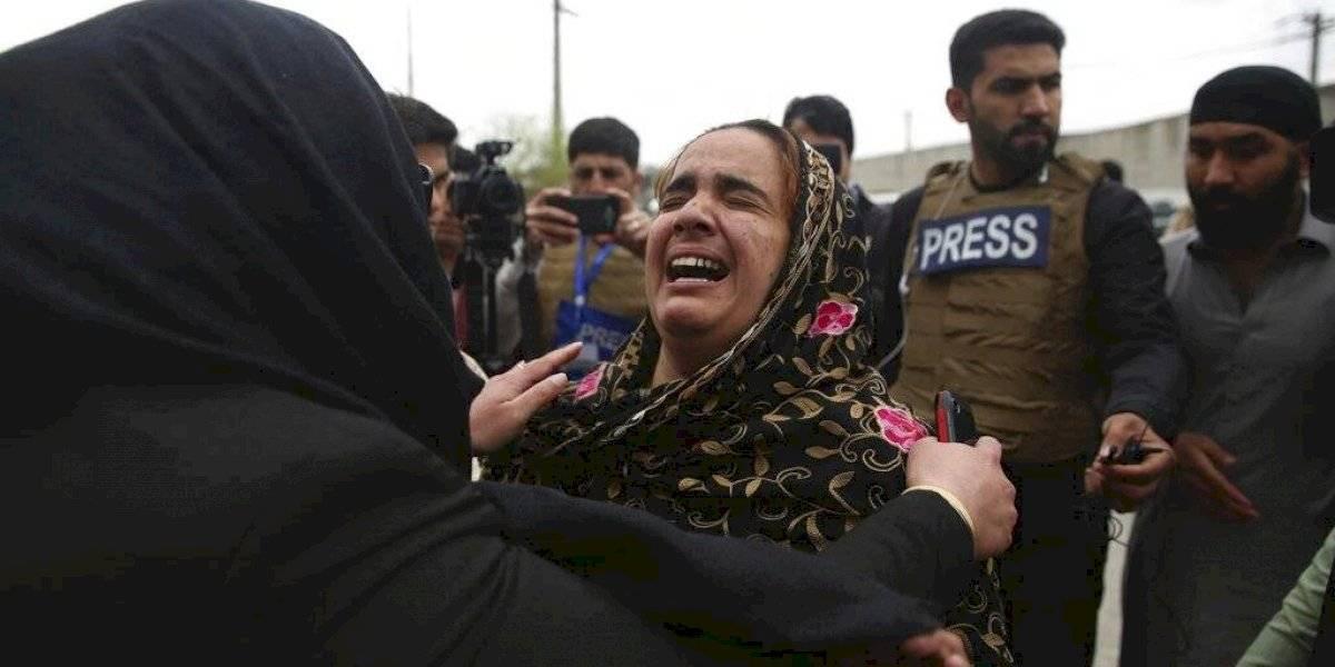 Miliciano de Estado Islámico mata a 25 en un templo de Kabul