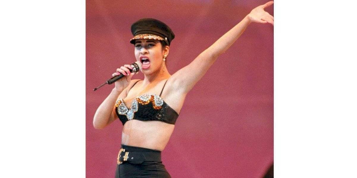 """Disco """"Ven conmigo"""" de Selena al Registro Nacional de Grabaciones"""