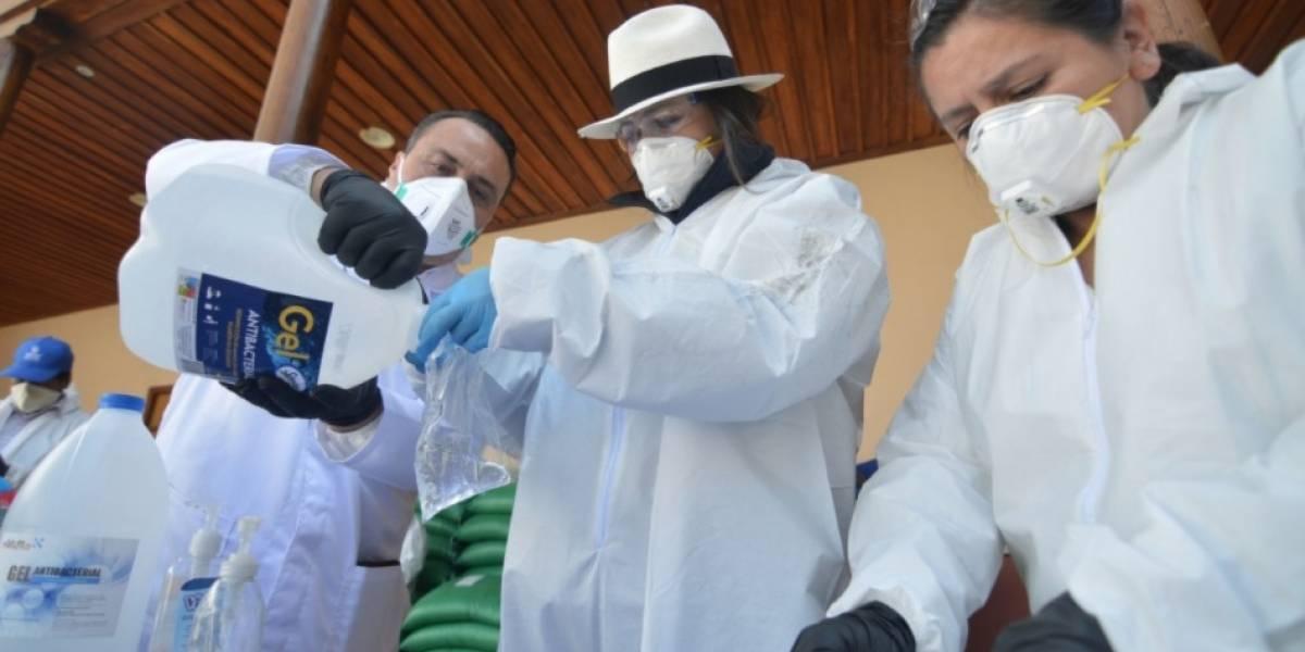 Ecuador tiene 1173 casos de coronavirus: cifras del 25 de marzo