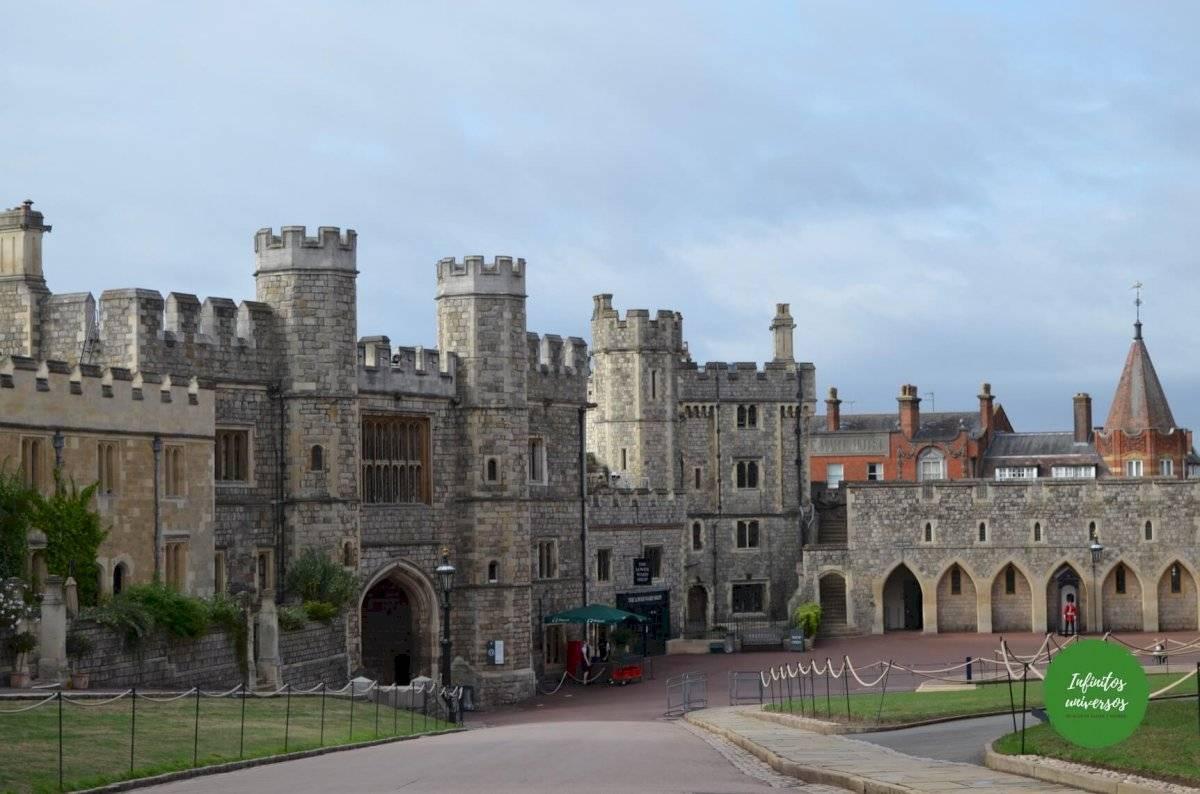 El castillo recibe a menudo visitas de turistas que desea conocerlo pero, dada la contingencia, todas las visitas fueron canceladas.