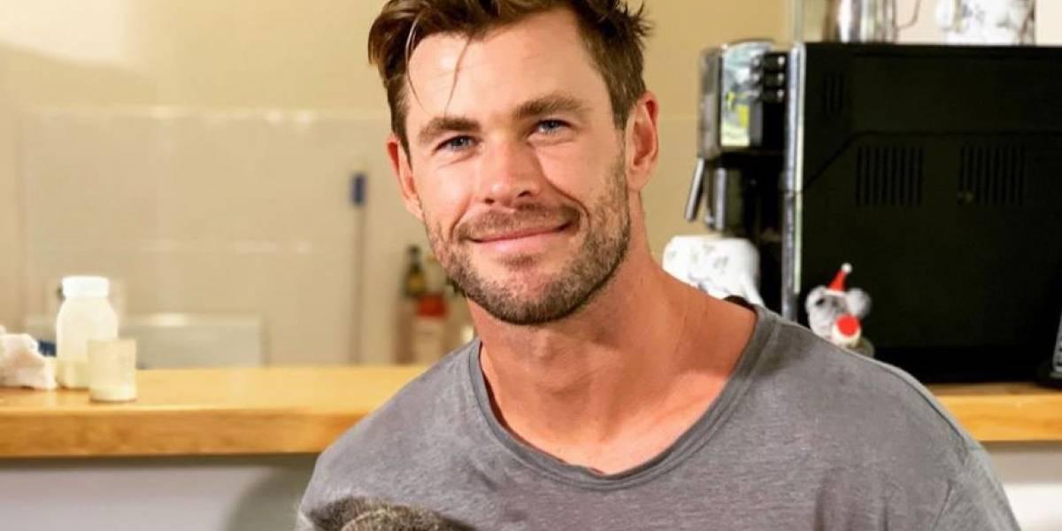 Puedes entrenar con Chris Hemsworth esta cuarentena y aquí te decimos cómo