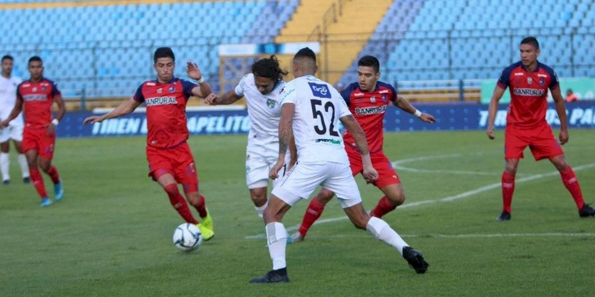 Concacaf respetará la decisión de las ligas en Guatemala