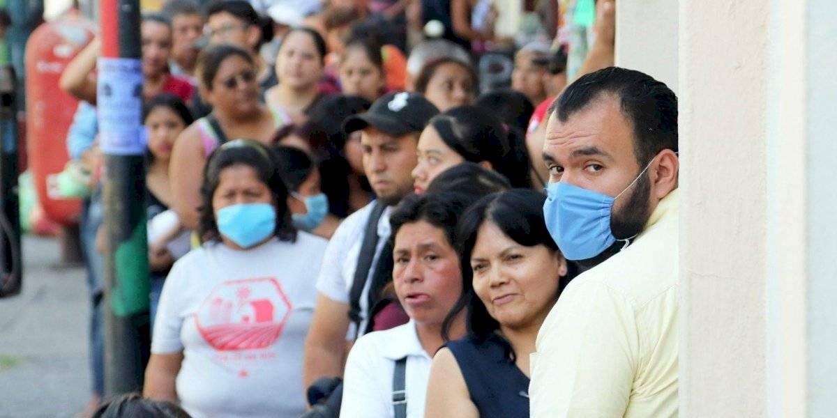 Casos de coronavirus en México aumentan a 475; hay seis muertos