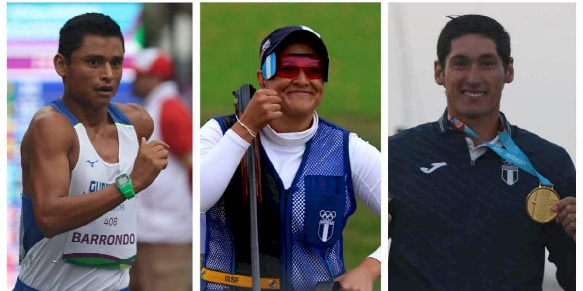 Deportistas guatemaltecos reaccionan tras aplazamiento de los Juegos de Tokio