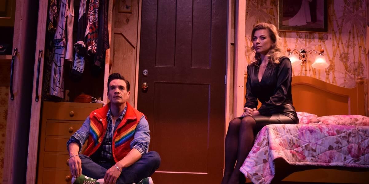 Andrés Zuno y Ludwika Paleta llevan el teatro a casa