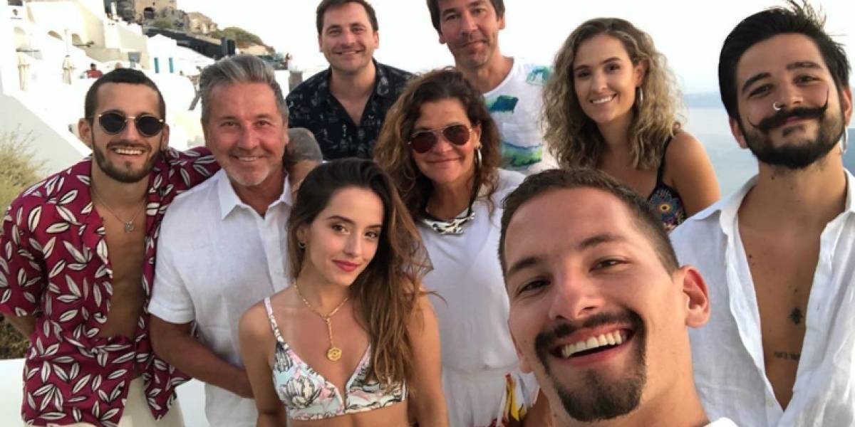 Fallece por Covid-19 familiar de Ricardo Montaner y así lo despiden
