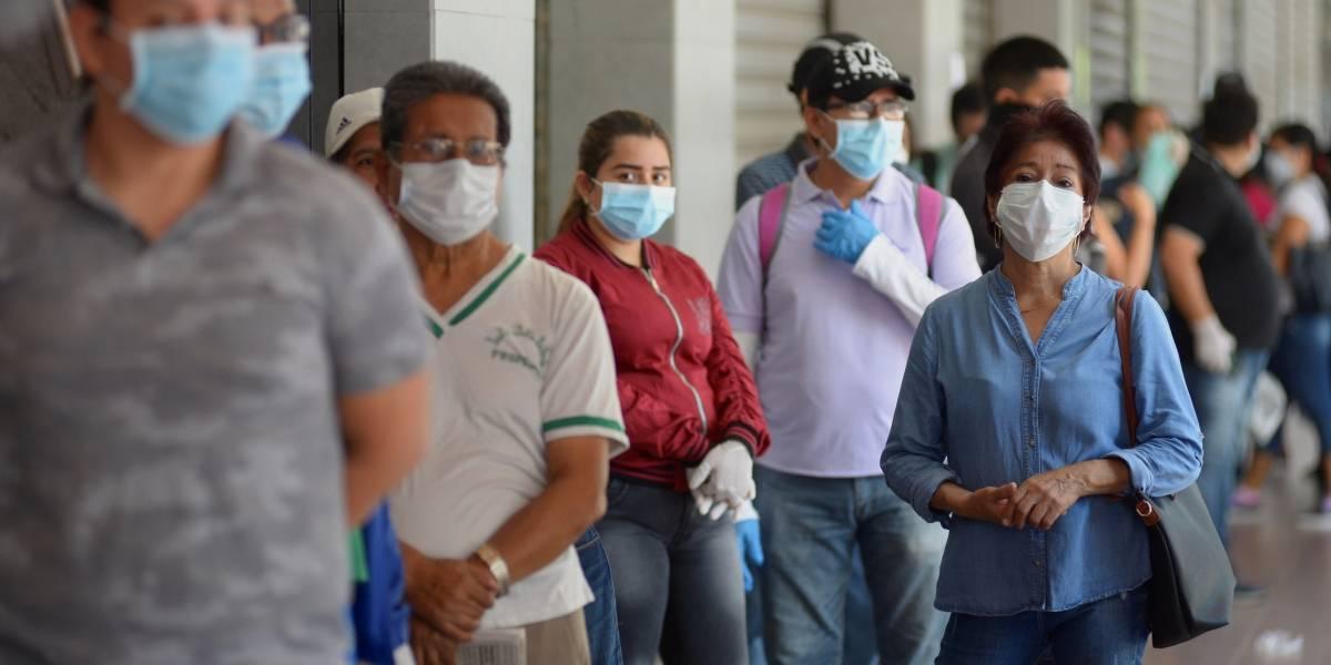 Pichincha y Guayas entraron en fase 3 de Covid-19, es decir hay contagio comunitario