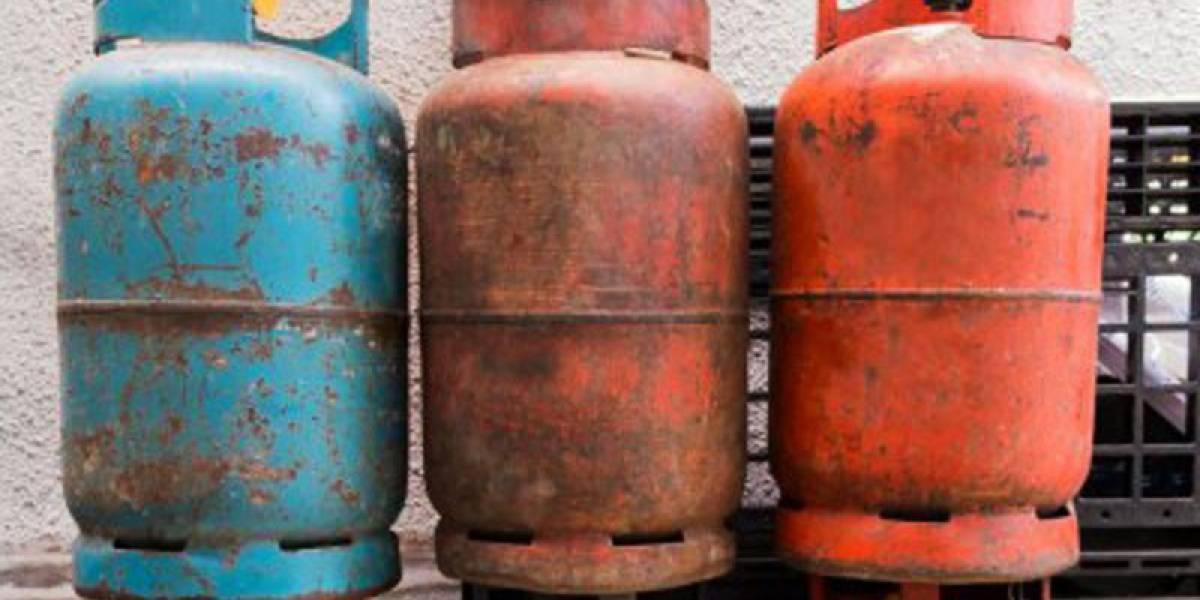 ¿Cómo desinfectar cilindros de gas para uso doméstico?