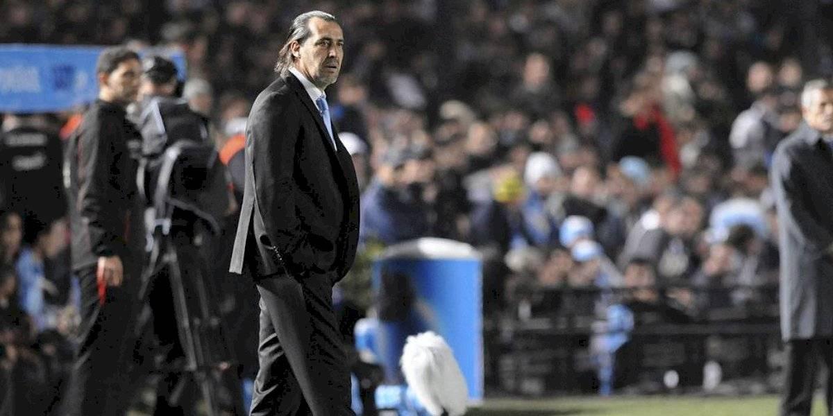 """Sergio Batista y las posibilidades de llegar a Colo Colo: """"Me tienta el desafío, pero hoy está todo parado"""""""