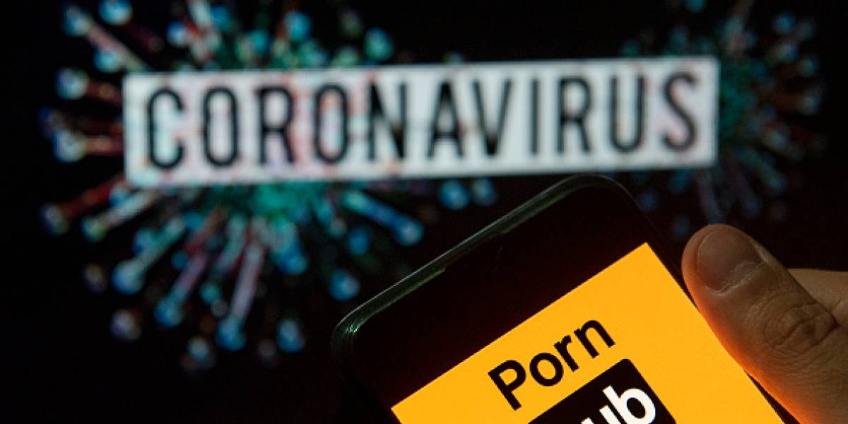 Pornhub Premium se abre gratis a todo el mundo por el coronavirus
