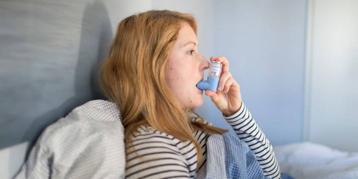 Como o coronavírus pode afetar as pessoas com asma