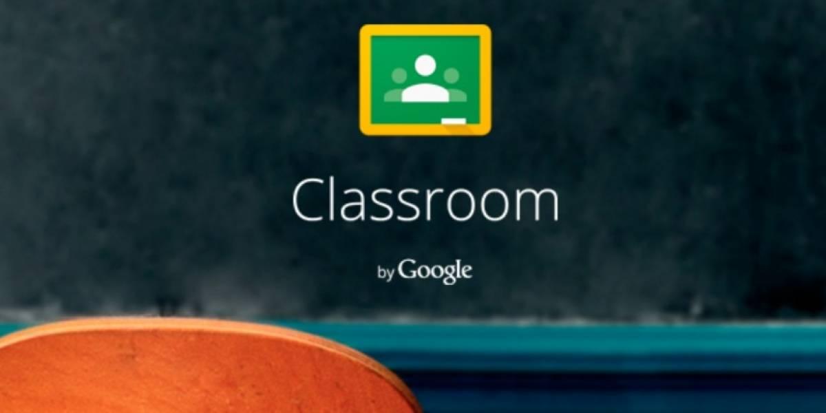 Classroom: cómo adjuntar un archivo en la plataforma de Google