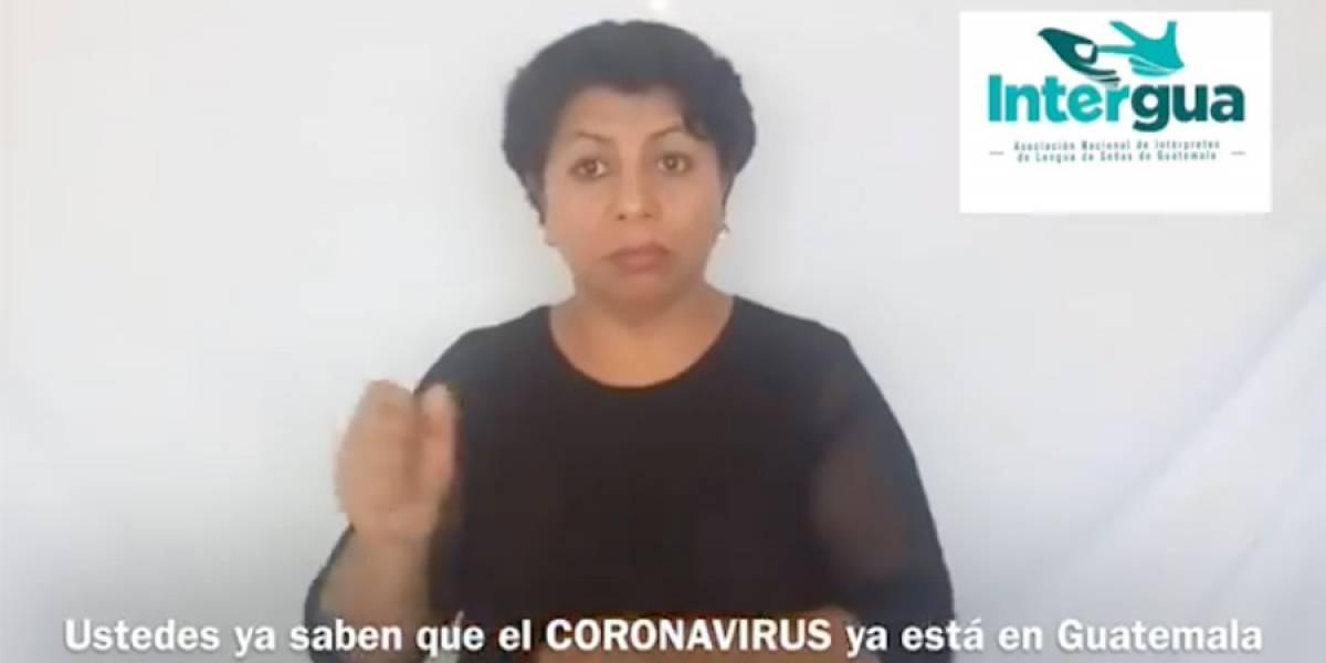 Covid-19: Habilitan número telefónico para atender por videollamadas a personas sordas