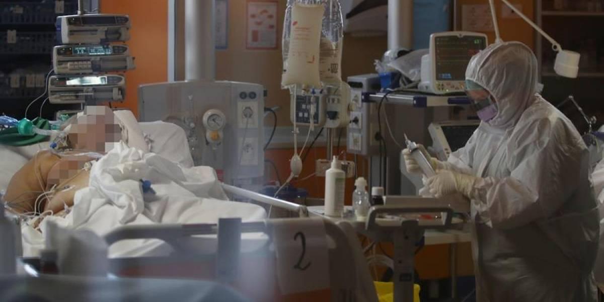 El nuevo país que encabeza lista de contagiados por coronavirus