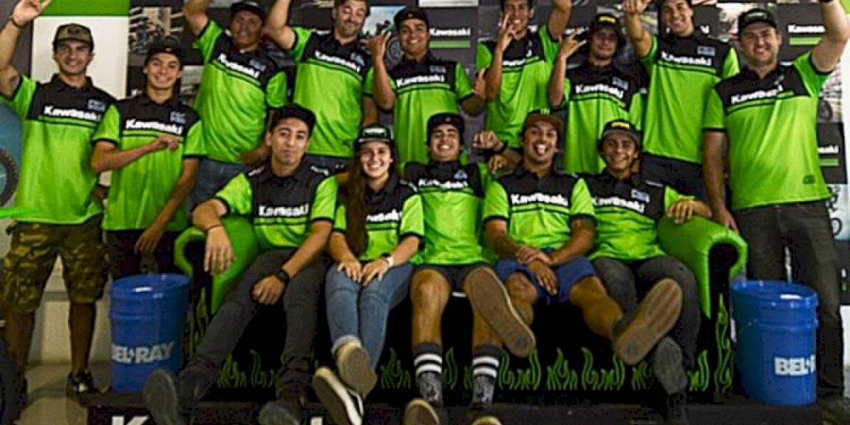 Kawasaki tiene listo su Team Green para el 2020