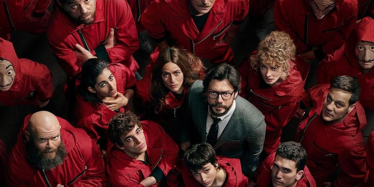 """""""Netflix"""" lanza intrigante tráiler de La Casa de papel, a diez días del estreno de la cuarta temporada"""