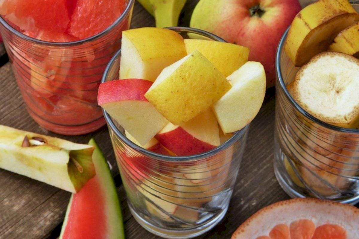 Licuado de avena con manzana: Cómo se hace y cuáles son sus beneficios