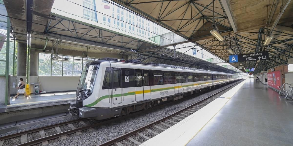 Polémica decisión obligará a usar tapabocas en el Metro de Medellín