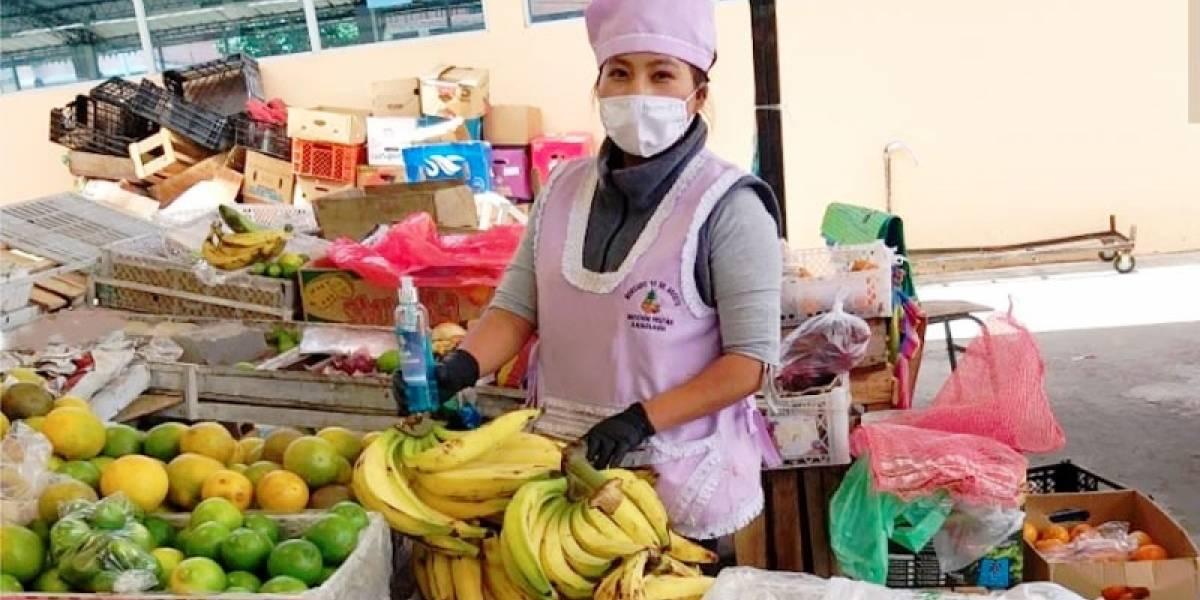 Este es el horario de atención en mercados y ferias de Quito