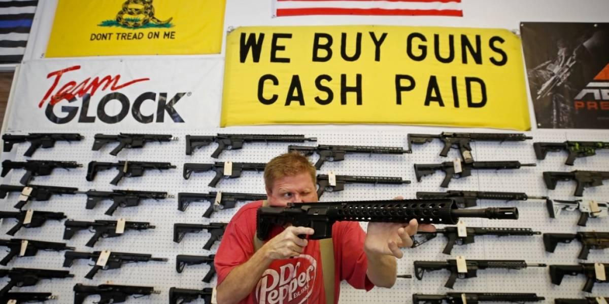 El miedo al coronavirus impulsa la venta de armas en Estados Unidos