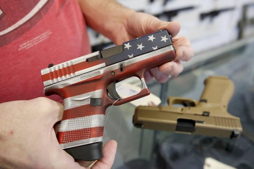 Armas en Estados Unidos
