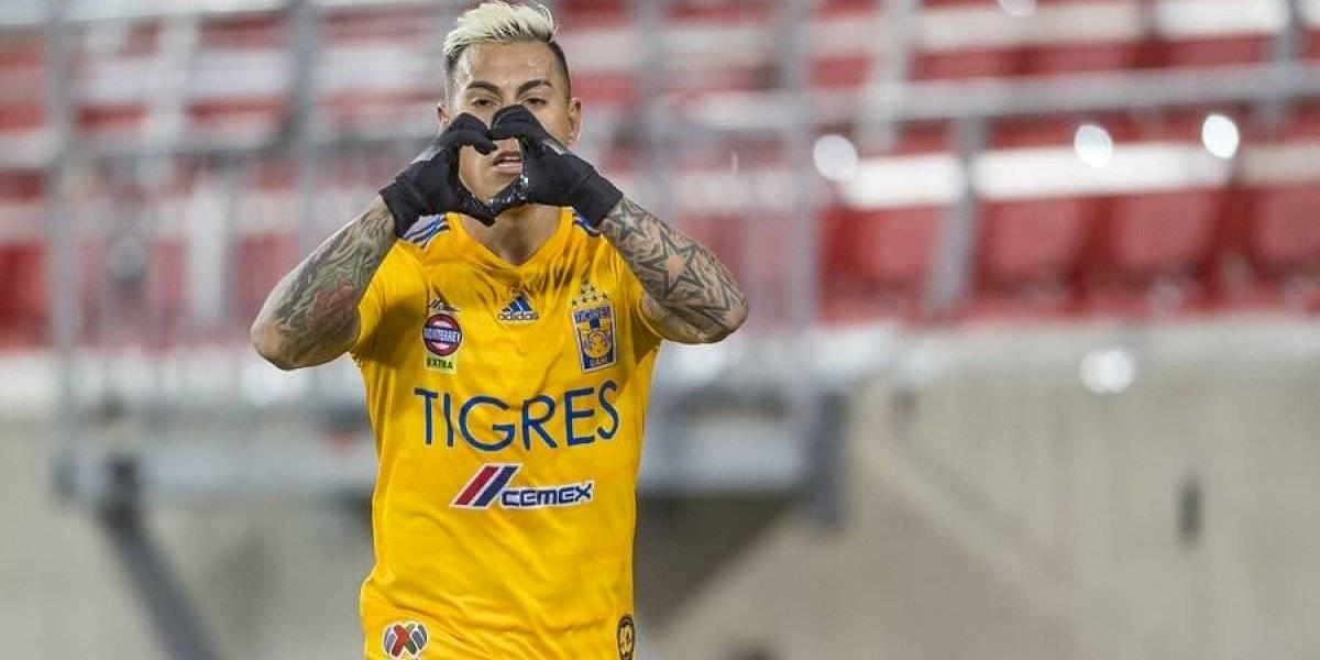 """Eduardo Vargas: """"Me pone muy feliz que Sampaoli tenga la confianza de contar conmigo"""""""