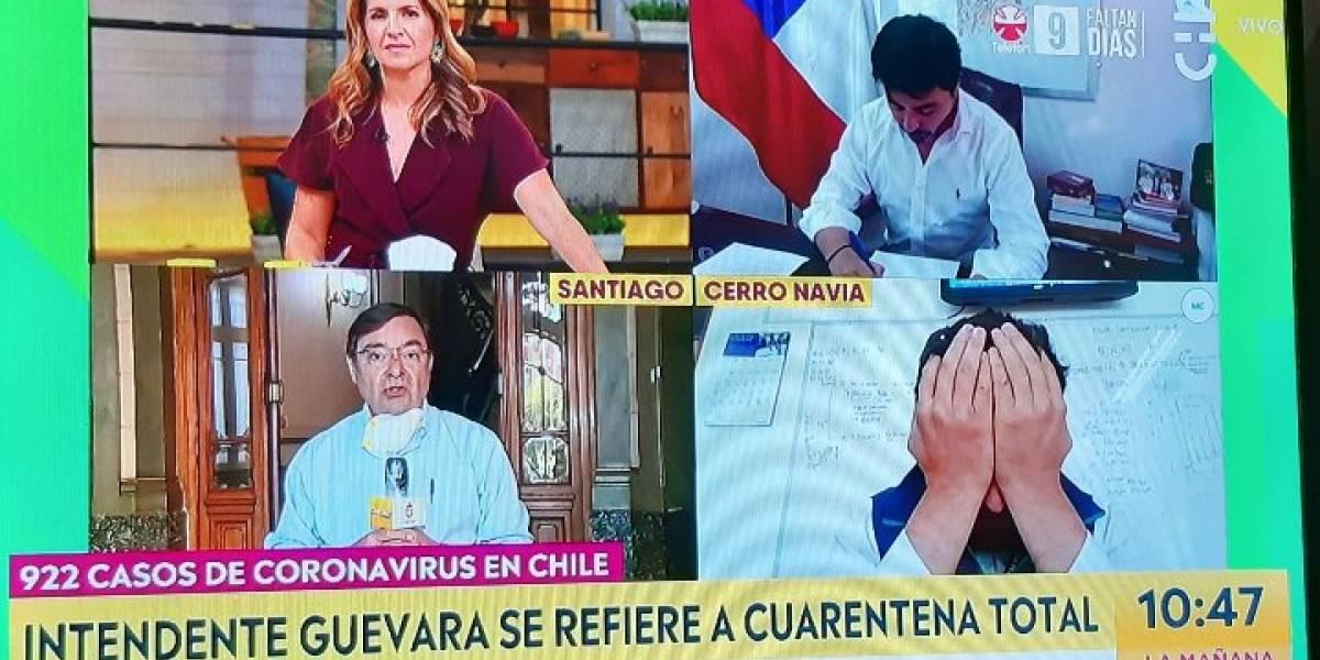 "Alcalde de Cerro Navia se lanzó con todo contra intendente Guevara: ""Nos trata como una tropa de estúpidos"""