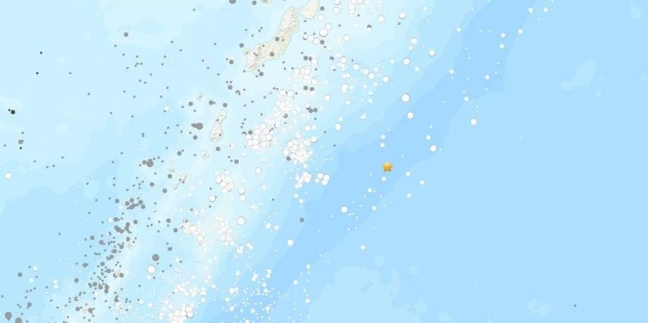 Sismo en las Islas Kuriles