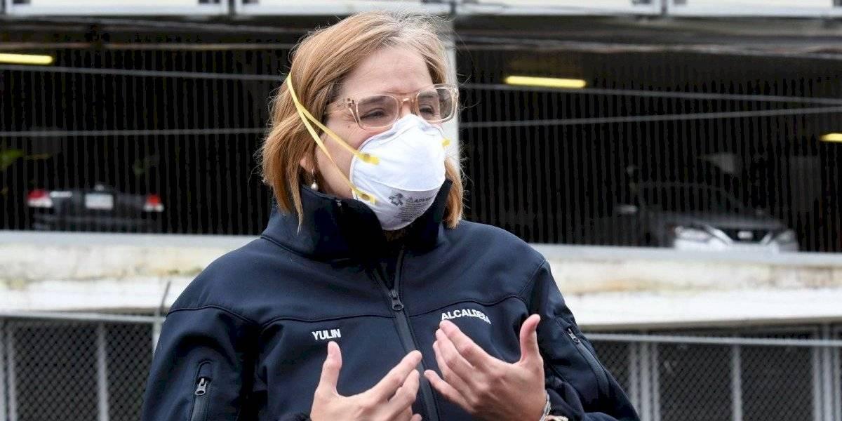Carmen Yulín activa el COE y unos 404 empleados por emergencia.